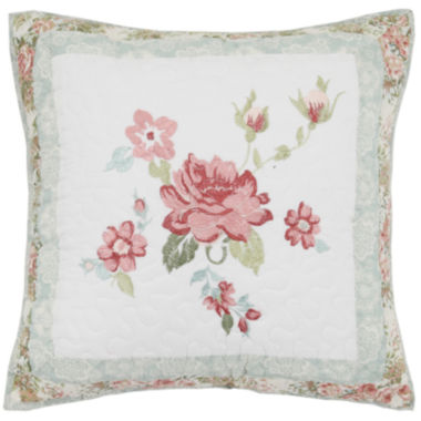 jcpenney.com | MaryJane's Home Wild Rose Square Decorative Pillow