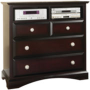 Denali 3-Drawer Media Chest