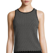 Worthington® Sleeveless Knit Shell Top