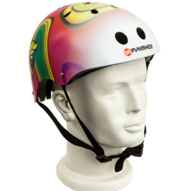 jcpenney.com | PUNISHER® Skateboards Butterfly Jive Youth Skateboard Helmet