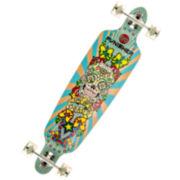 "PUNISHER® Skateboards Day of the Dead 40"" Longboard"