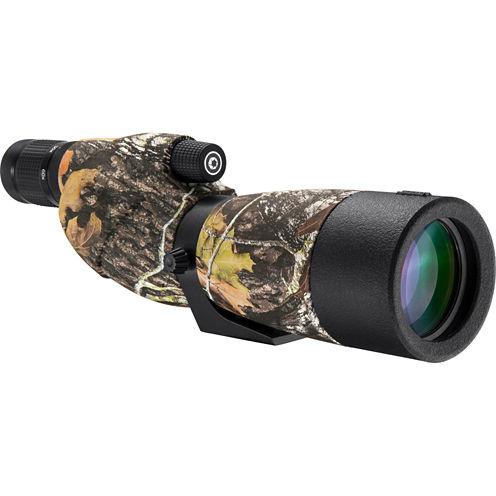Barska® 20-60x65 Waterproof Level Straight Mossy Oak® Break-Up® Spotting Scope