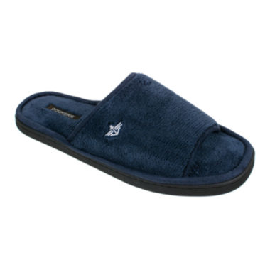 jcpenney.com | Dockers® Mens Terry Slide Slippers