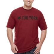 Zoo York® Short-Sleeve Straight Core Graphic Tee - Big & Tall