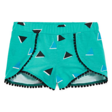 jcpenney.com | Okie Dokie® Wrap Shorts - Preschool Girls 4-6x