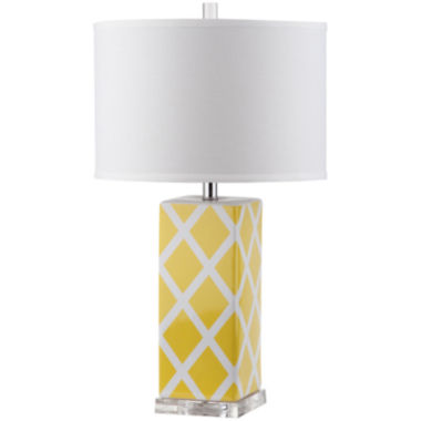 jcpenney.com | Safavieh Ira Garden Lattice Table Lamp