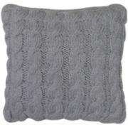 Park B. Smith® Classic Cable Square Decorative Pillow