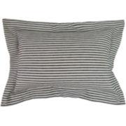 Park B. Smith® Farmhouse Stripe Oblong Feather Decorative Pillow