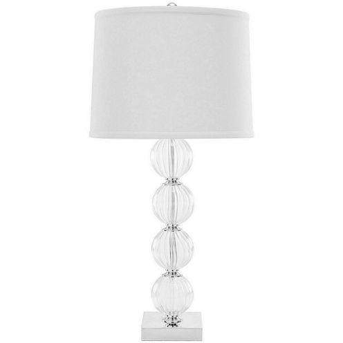 Dawn Crystal Glass Globe Lamp