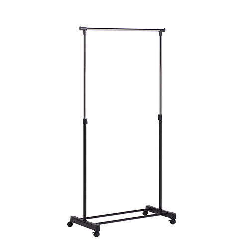 Honey-Can-Do® Adjustable Height Garment Rack