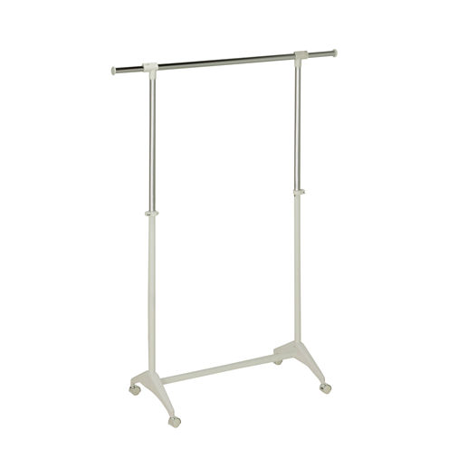 Honey-Can-Do® Modern Adjustable Garment Rack
