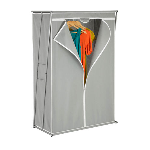"Honey-Can-Do® 46"" Z-Frame Wardrobe"