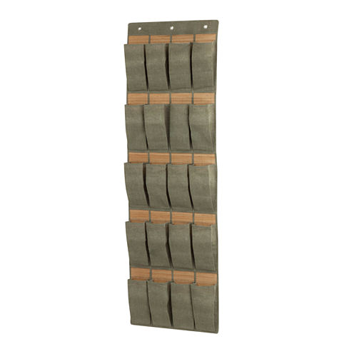 Honey-Can-Do® 20-Pocket Over-the-Door Organizer