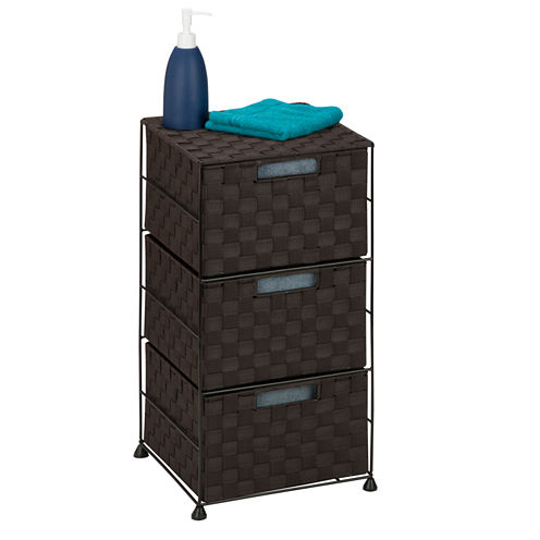 Honey-Can-Do® 3-Drawer Cart