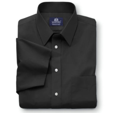 jcpenney.com | Stafford® Short-Sleeve Easy-Care Broadcloth Dress Shirt