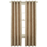 Royal Velvet® Sentinel Grommet-Top Curtain Panel
