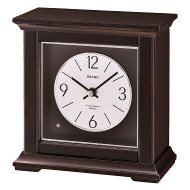 jcpenney.com | Seiko® Dark Musical Desk/table Clock Qxw245blh