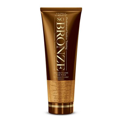 Hempz® SoBronze Pre-Sunless Exfoliating Body Polish - 8.5 oz.