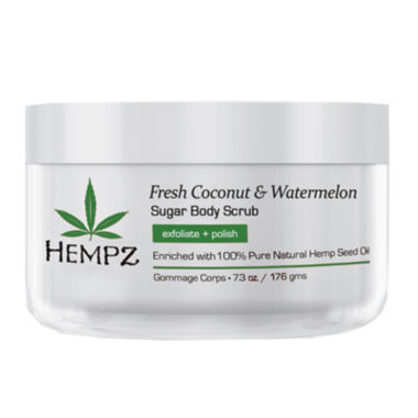 jcpenney.com | Hempz® Fresh Coconut & Watermelon Herbal Sugar Body Scrub - 7.3 oz.