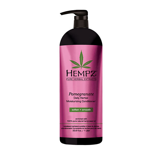 HEMPZ® Pomegranate Daily Herbal Moisturizing Conditioner - 9 oz.