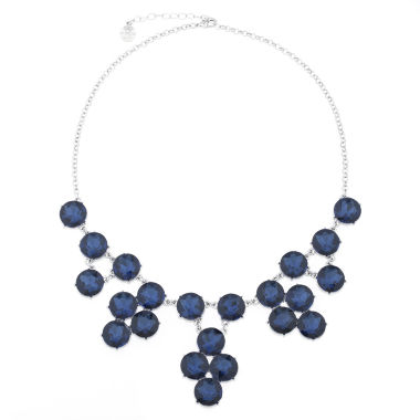 jcpenney.com | Monet® 1820 Drama Silver Necklace
