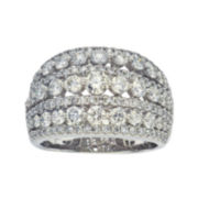 CLOSEOUT! 2 1/2 CT. T.W. Diamond 14K White Gold Ring