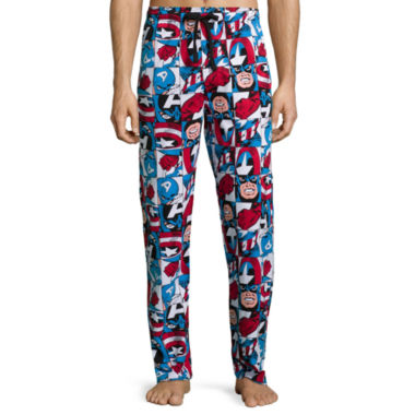 jcpenney.com | Marvel® Captain America Knit Pajama Pants