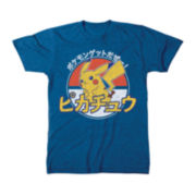 Pokeball Short-Sleeve Tee