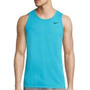 Nike® Solid Tank Top