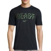 Nike® Beast Hazard Short-Sleeve Tee
