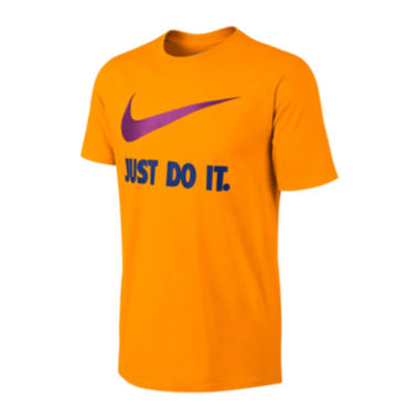 jcpenney.com | Nike® Just Do It Swoosh Tee