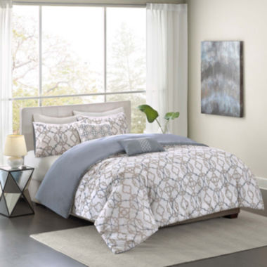jcpenney.com | Madison Park Nicola 5-pc. Duvet Set