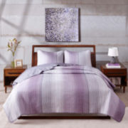 Madison Park Oakley Coverlet Set