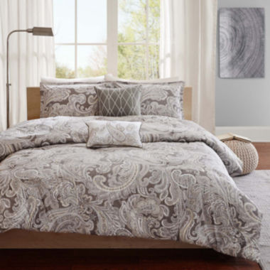 jcpenney.com | Madison Park Racine 5-pc. Duvet Set