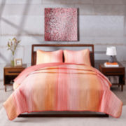 Madison Park Tristen Coverlet Set