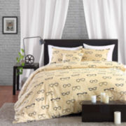Hipstyle Liv 4-pc. Duvet Cover Set