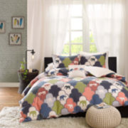 Hipstyle Padma 4-pc. Duvet Cover Set