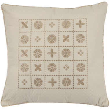 "jcpenney.com | Mary Jane's Home Sunset Serenade 18"" Square Decorative Pillow"
