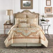 Croscill Classics® Panel Print 4-pc. Comforter Set