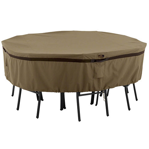 Classic Accessories® Hickory Small Round Table & 4-Chair Cover
