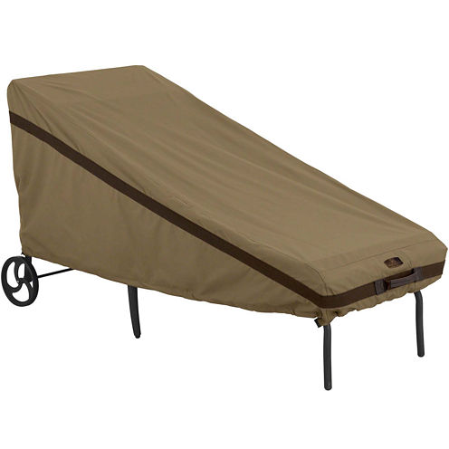 Classic Accessories® Hickory Medium Chaise Lounge Cover