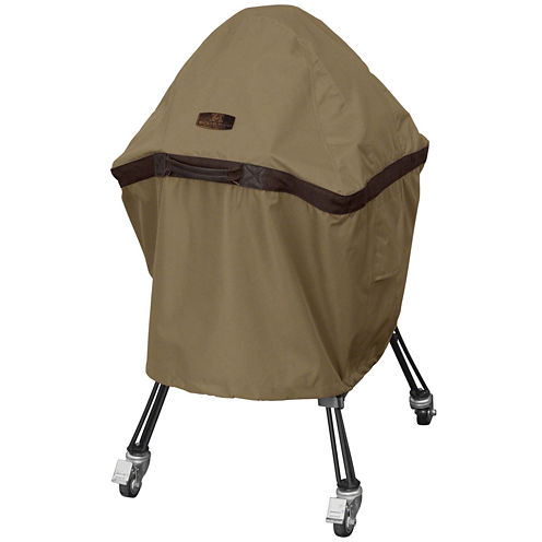 Classic Accessories® Hickory Large Kamado Ceramic Grill Cover