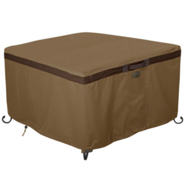 "jcpenney.com | Classic Accessories® Hickory 42"" Square Fire Pit Table Cover"