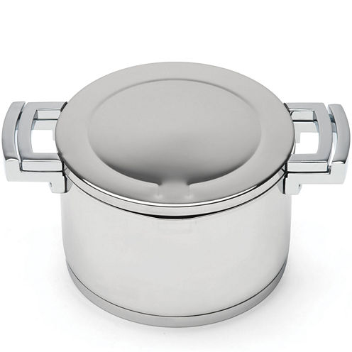 BergHOFF® Neo 2½-qt. Stainless Steel Covered Casserole Dish