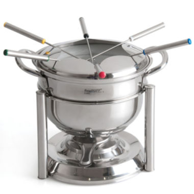 jcpenney.com | BergHOFF® 11-pc. Stainless Steel Fondue Set