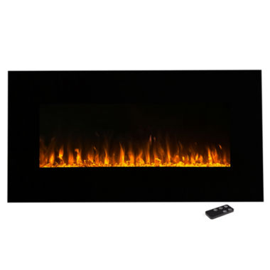 "jcpenney.com | 36"" Wall Mount Electric Fireplace"