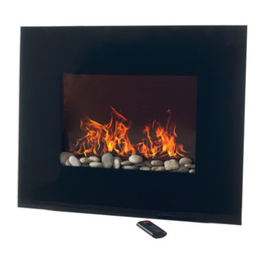 "jcpenney.com | 28"" Wall Mount Electric Fireplace"