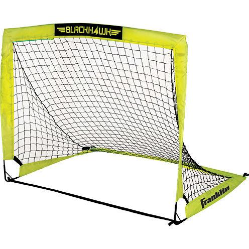 Franklin Sports 4x3' Fiberglass Blackhawk Goal