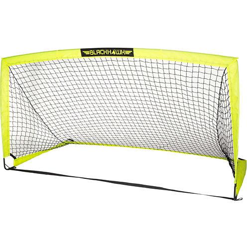 Franklin Sports 6x3' Fiberglass Blackhawk Goal