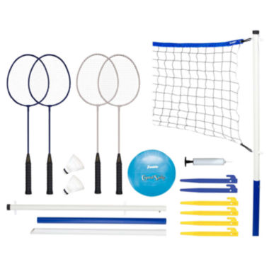 jcpenney.com | Franklin Sports Recreational Badminton and Volleyball Set